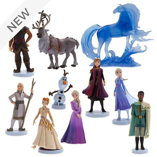 Figurine Deluze Frozen 2