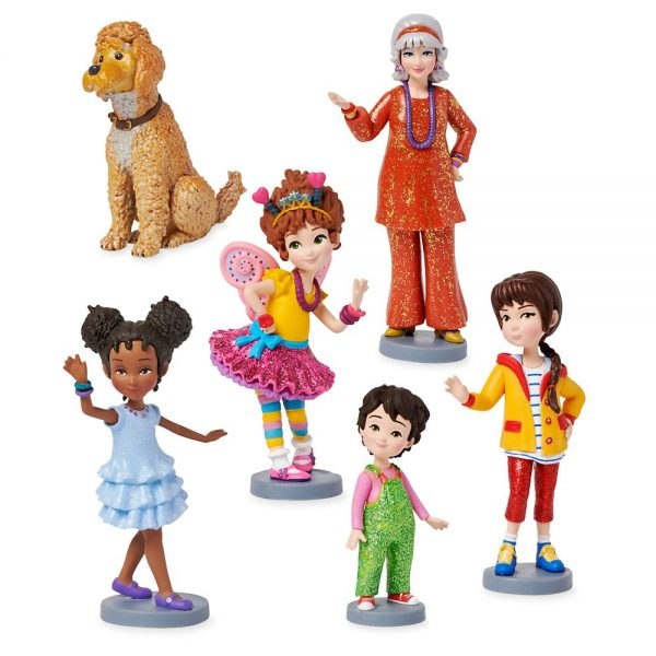 Set figurine Fancy Nancy