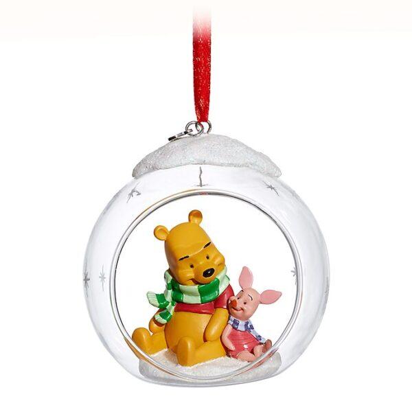 Ornament de Craciun Winnie si Purcelus