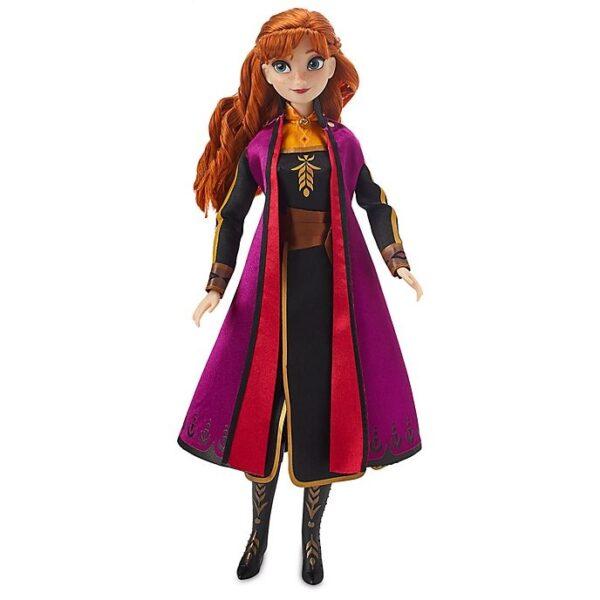 Papusa muzicala Anna - Frozen 2