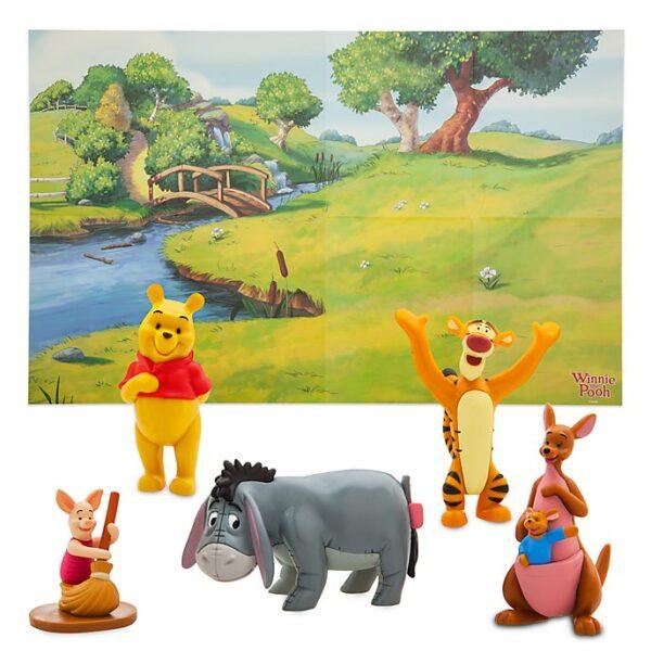 Set figurine Winnie the Pooh