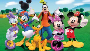 Jucarii Mickey Mouse si prietenii