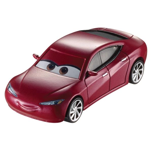 Disney Pixar Cars 3 01:55 Natalie Anumite Diecast