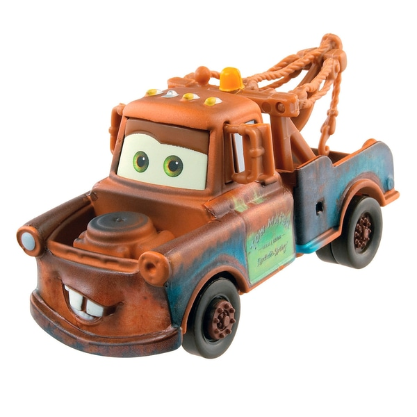 Disney Pixar Cars 3 01:55 Mater Diecast