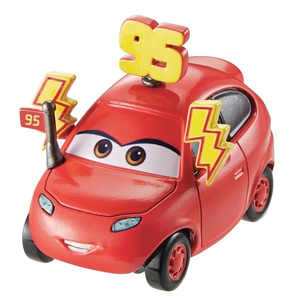 Disney Pixar Cars 3 01:55 Maddy McGear Die-Cast Vehicul