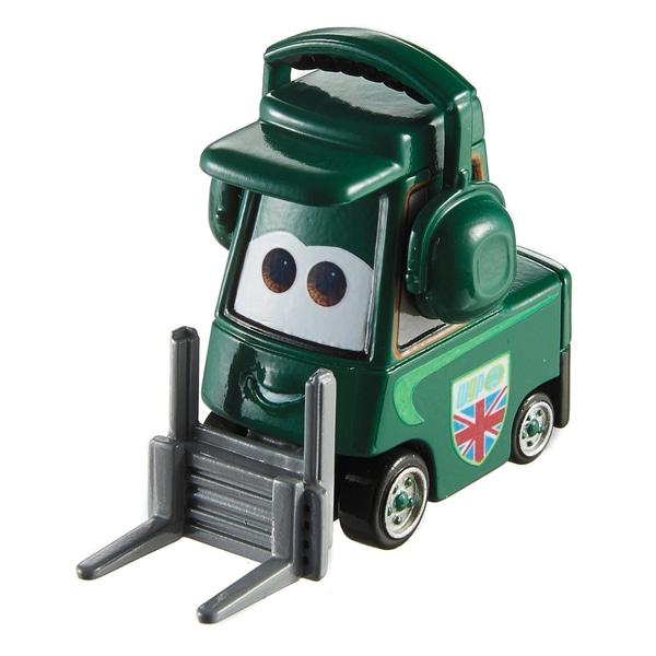 Disney Pixar Cars 3 01:55 Nick Pit-Tire Diecast