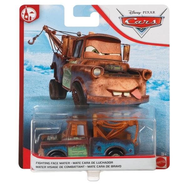 Disney Pixar Cars Diecast - Lupta Face Mater