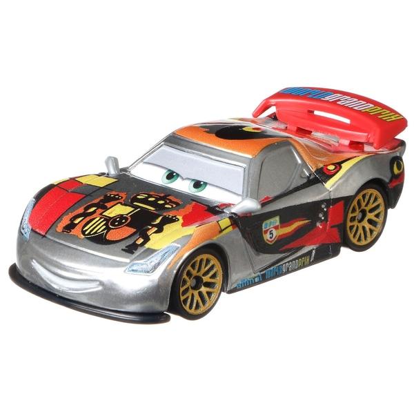 Disney Pixar Cars Argint Miguel Diecast