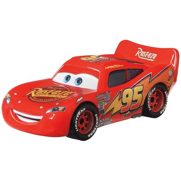 Cars Diecast Lightning McQueen cu semn
