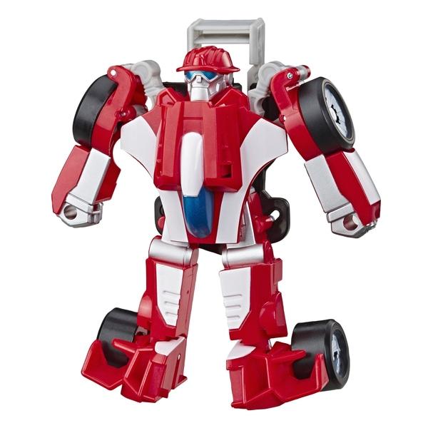 Heatwave foc-Bot - Transformers Academia Playskool Heroes Rescue Bot