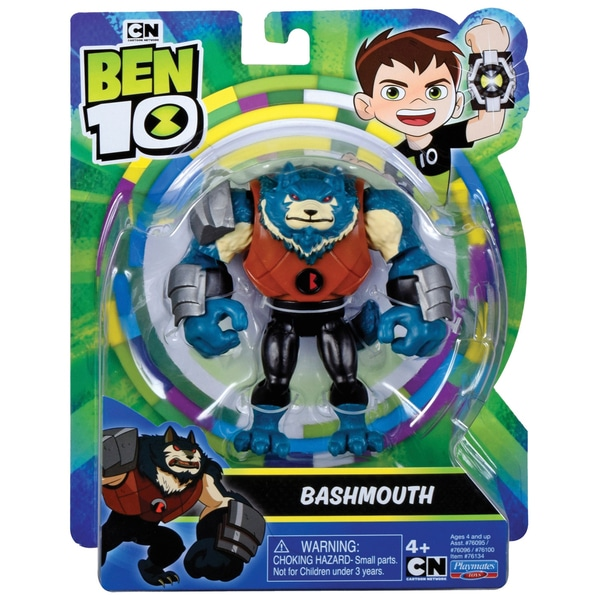 Ben 10 Evil Alien Bashmo Figura de acțiune