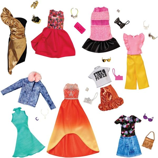 Barbie Complete Arata Sortiment de moda