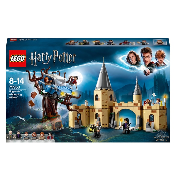 LEGO 75953 Harry Potter Hogwarts Whomping Willow Set