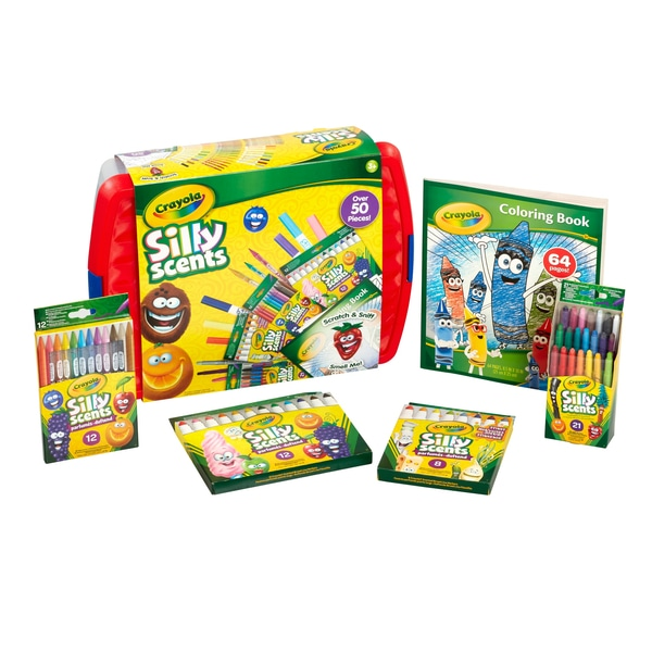 Crayola Silly Mirosuri Tub