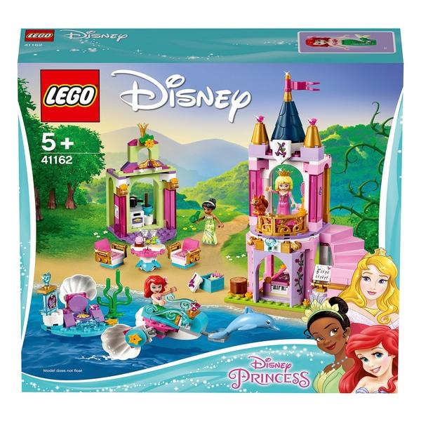 LEGO 41162 Ariel, Aurora & Tiana's Royal Celebration