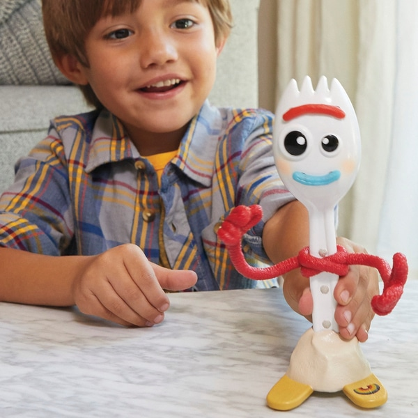 Forky True Talkers Action Figura Disney Pixar's Toy Story 4