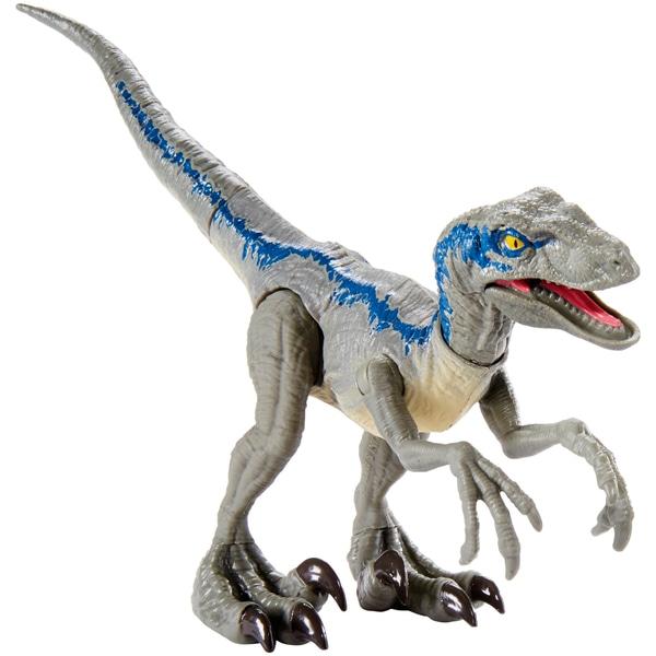 "Velociraptor ""Albastru"" Jurassic World Savage Strike Dinosaur Acțiune Figura"