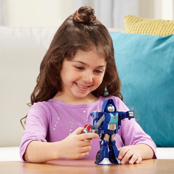 Academia Whirl zbor-Bot Transformers Rescue Bots Academy