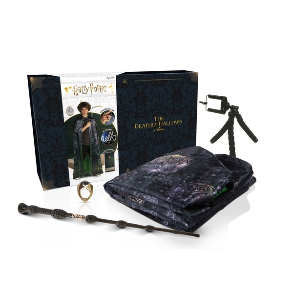 Harry Potter Deathly Hallows Colectia