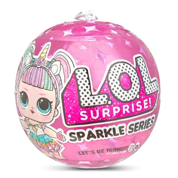L.O.L Surpriză! Sortimentul seriei Sparkle