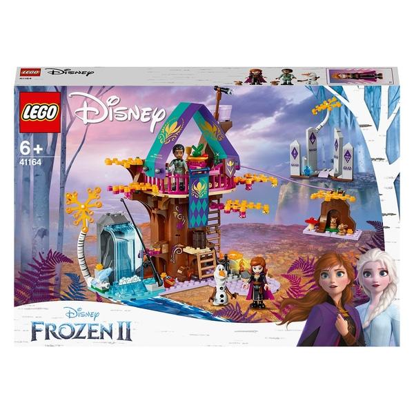LEGO 41164 Disney Frozen II Enchanted Treehouse Jucărie Set