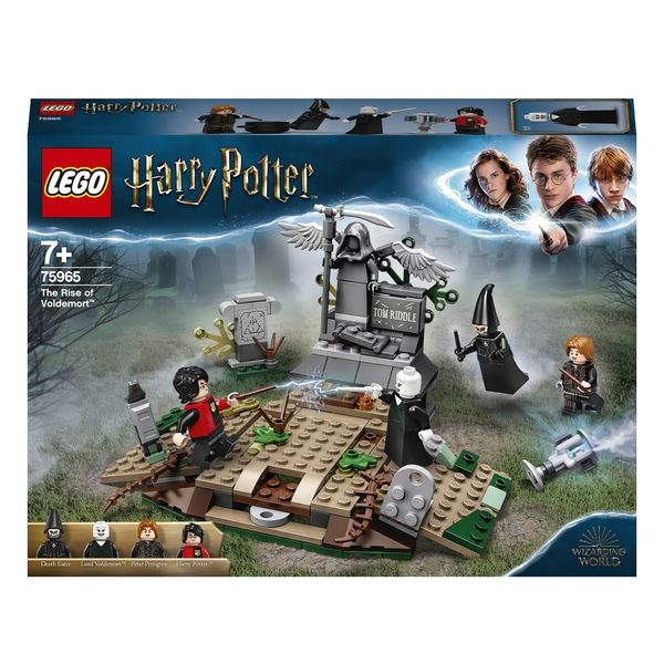 LEGO 75965 Harry Potter The Rise of Voldemort Building Set