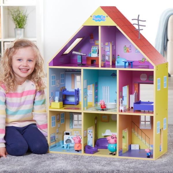 Peppa Pig Din lemn Playhouse
