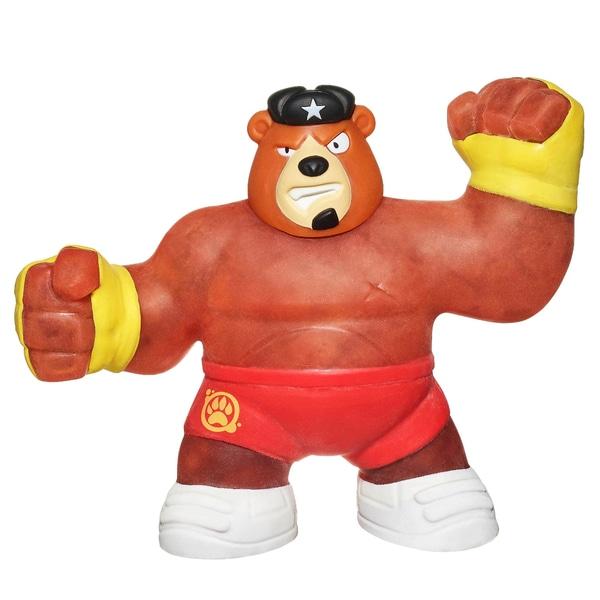 Eroii din Goo Jit Zu: Brawler ursul
