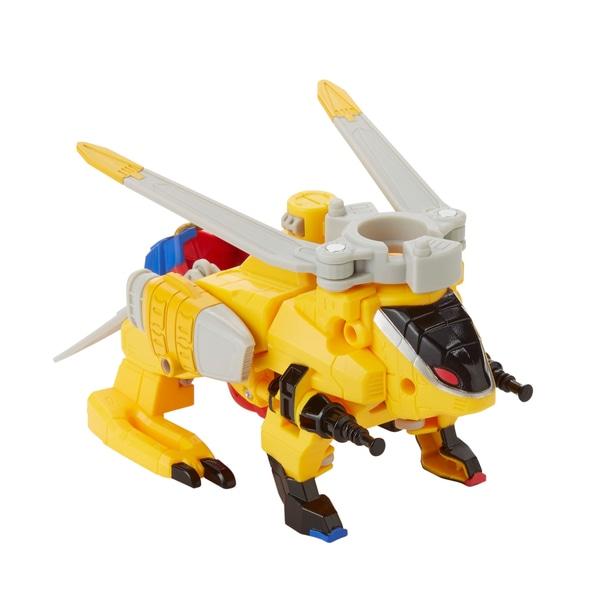 Power Rangers Beast Morphers Dual Conversia Beast Chopper Zord