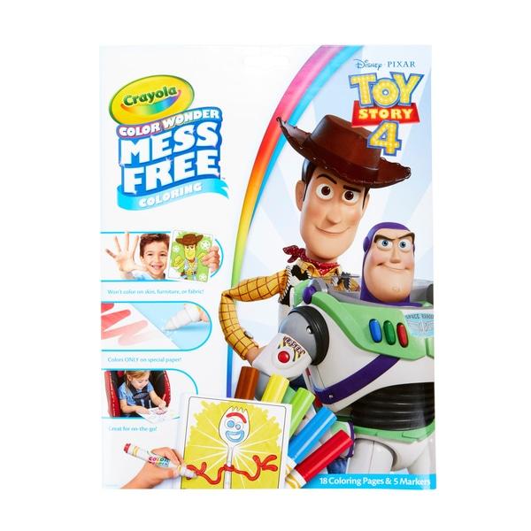 Crayola Culoare Wonder Toy Story 4