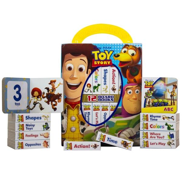 Toy Story 4 Prima mea bibliotecă
