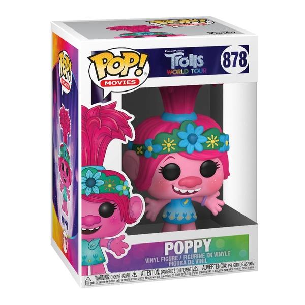 POP! Vinil: Trolls World Tour - Poppy