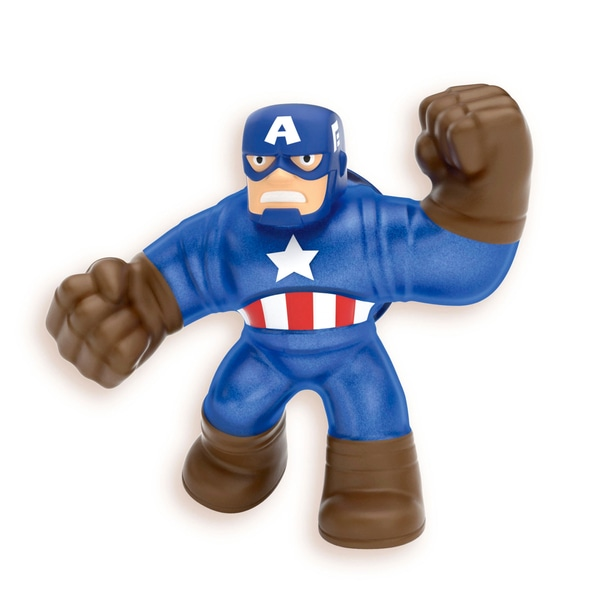 Heroes of Goo Jit Zu: Marvel Captain America