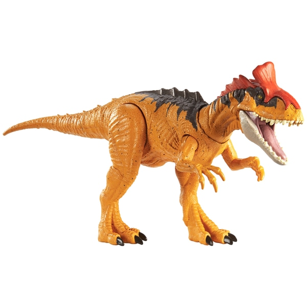 Jurassic World Sound Strike Cryolophosaurus
