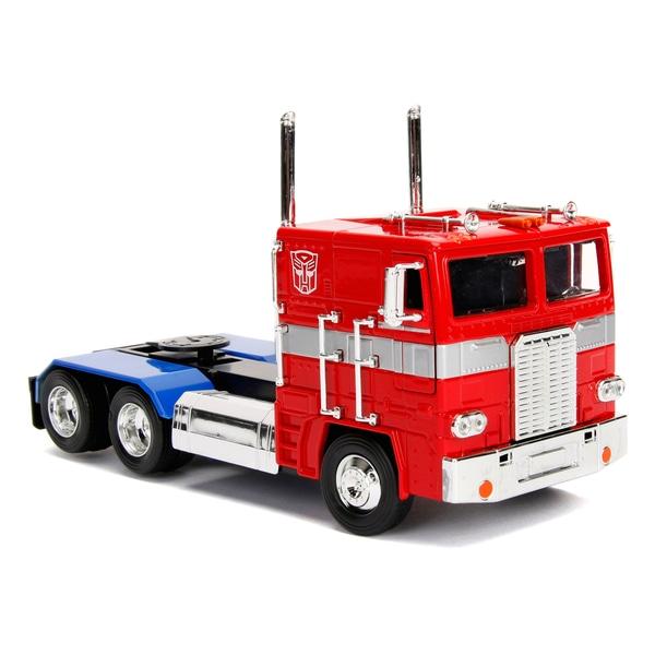 Transformatoare 1:24 Scară Autobot Optimus Prime