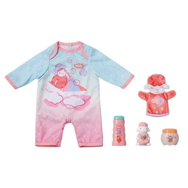 Baby Annabell Deluxe Care Set