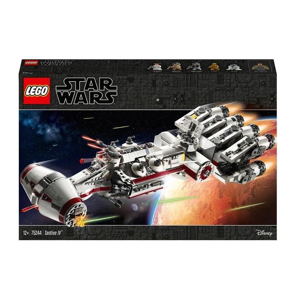 LEGO 75244 Star Wars Tantive IV Cruiser Clădire Set