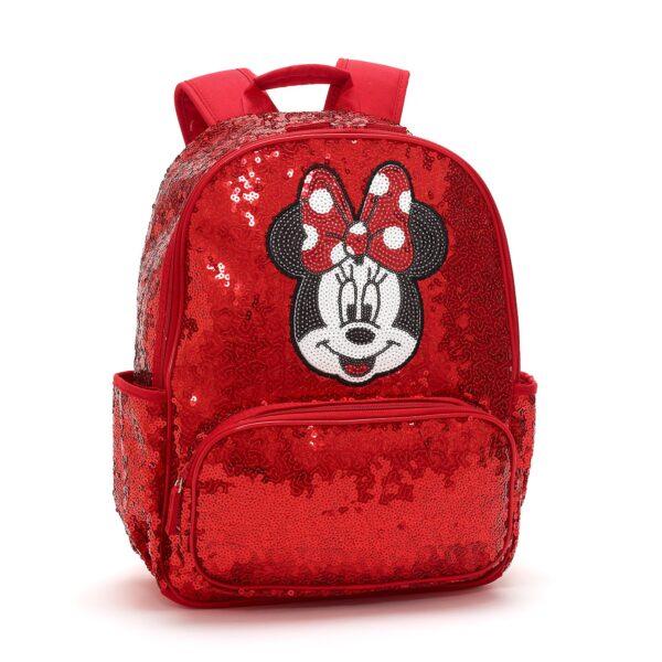 Disney Store Minnie Mouse Sequin Rucsac