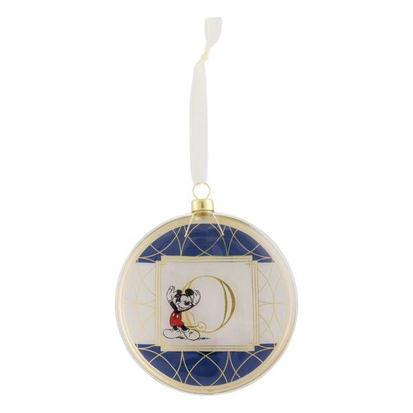 Disneyland Paris Hanging Ornament - Litera O