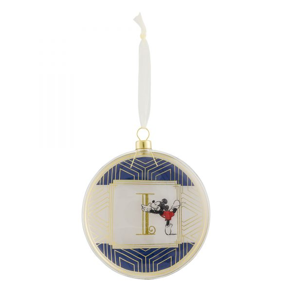 Disneyland Paris Hanging Ornament - Scrisoarea I