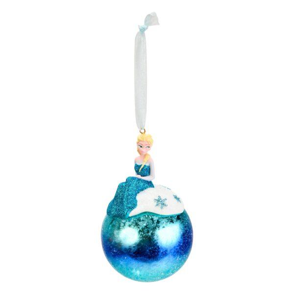 Disneyland Paris Elsa Albastru Agățat Ornament