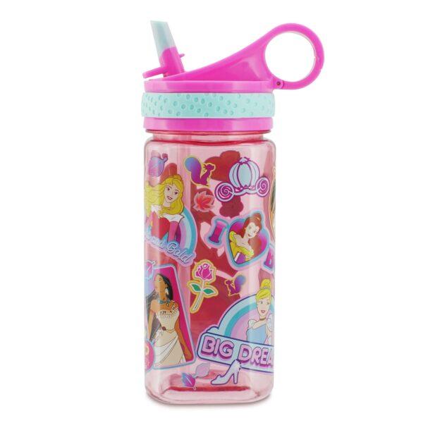 Disney Store Disney Princess sticla de apa roz