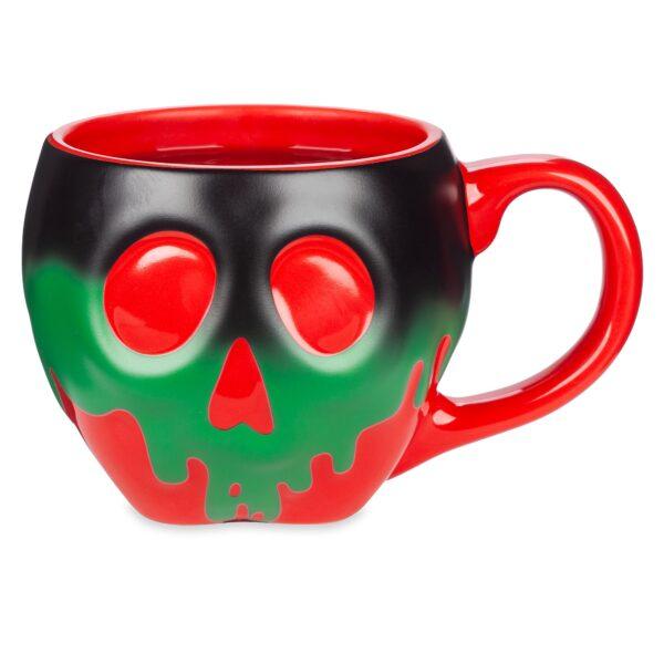 Disney Store Poison Apple căldură Schimbarea Mug