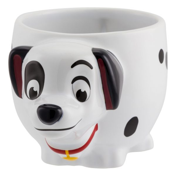 Disneyland Paris Patch Mug, 101 Dalmațieni