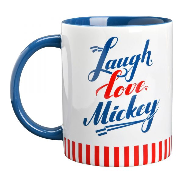 Disneyland Paris Mickey Mouse Americana Mug