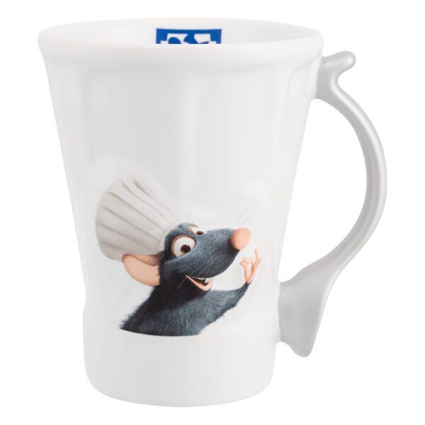 Disneyland Paris Remy de la Ratatouille Chef's Hat Mug