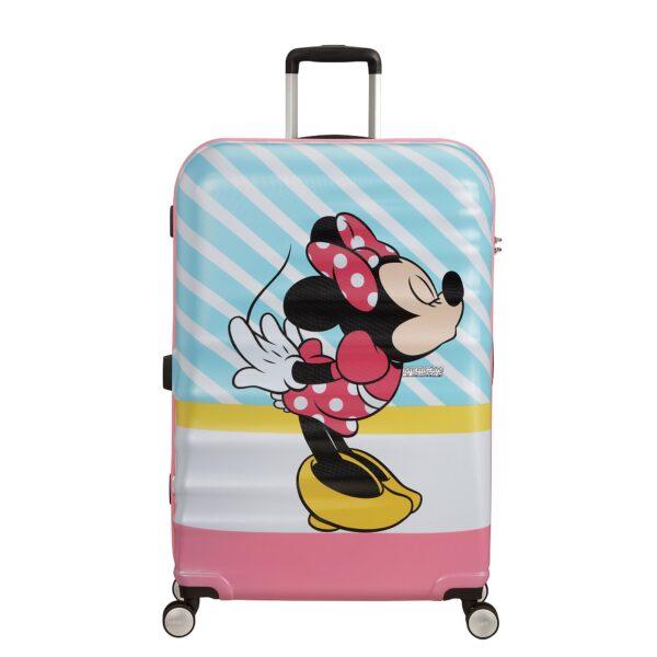 American Tourister Minnie Mouse bagaje mari de rulare