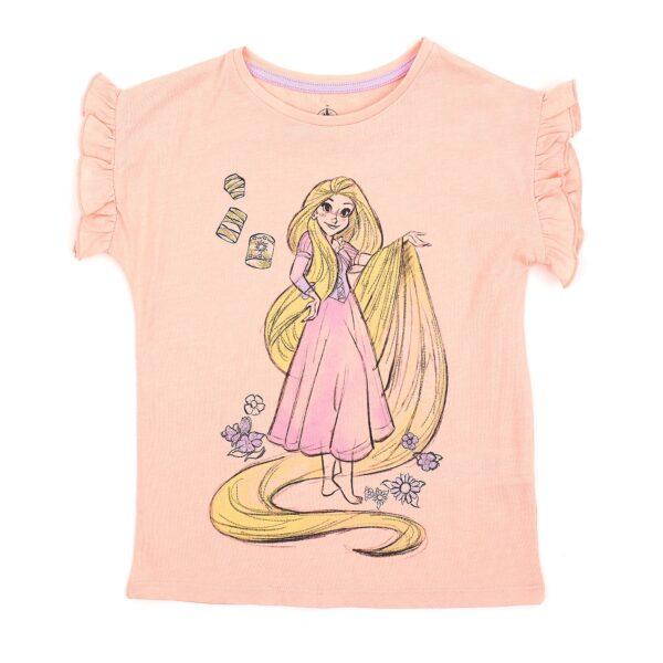 Disney Store Rapunzel T-Shirt pentru copii, încurcat