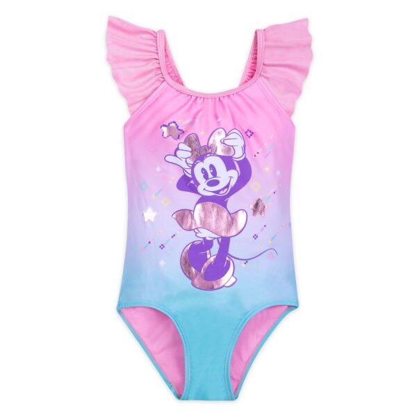 Disney Store Minnie Mouse costum de înot mistic pentru copii