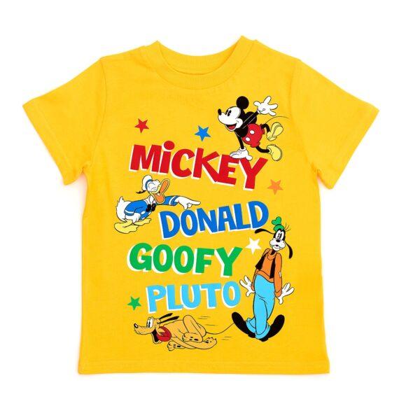 Disney Store Mickey și prietenii T-Shirt pentru copii